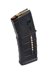 Магазин Magpul® PMAG® 30 GEN M3™ Window 5.56x45mm NATO на 30 патронов для AR15/M4 MAG556 (BLK)
